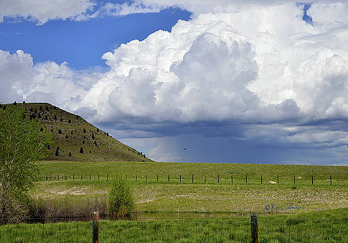 Storm Coming In by Kae Cheatham