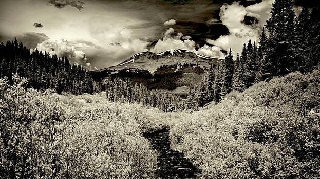 Storm in the Highlands, Summit County, Colorado by Flying Z Photography By Zayne Diamond