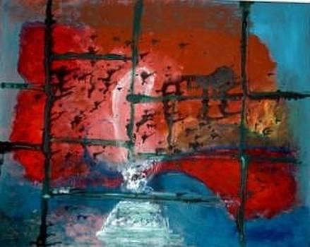 Storm. by Lotte Pedersen