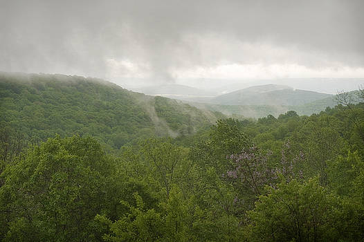 Storm on Monte Sano by Steve Shockley