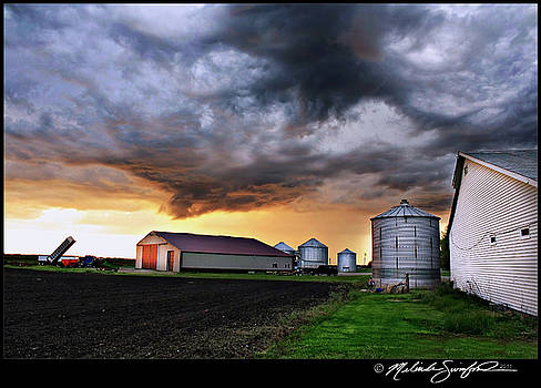 Storm on the Farm by Melinda Swinford