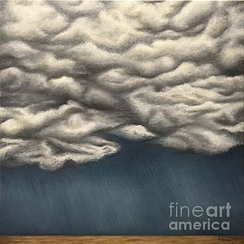 Storm on the Plains by Emily Young