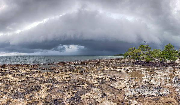 Storm Over Bahia Honda by Lynn Palmer