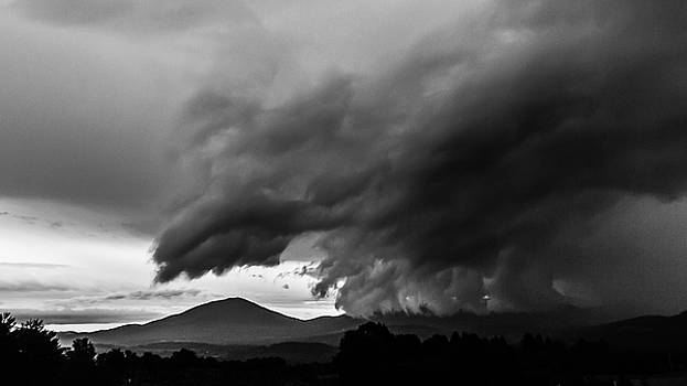 Storm over Burke by Tim Kirchoff