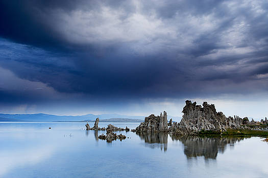 Storm over Mono Lake by Eric Foltz