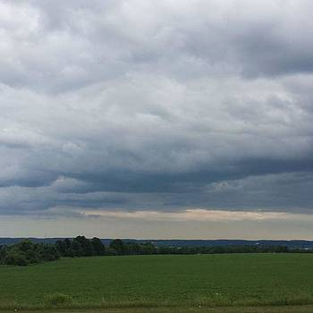 Storm Clouds by Cheryl Des Barres