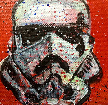 Storm Trooper by Mary Gallagher-Stout