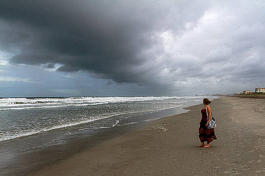 Storm's Coming by Ron Dubin