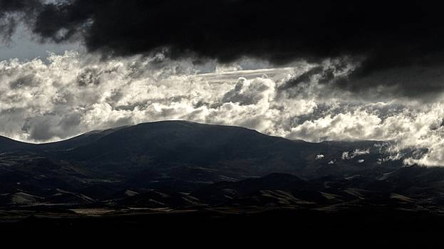 Storms Over Great Sand Dunes by Travis Deaton