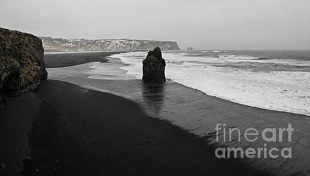 Storm's Return - Reynisfjara Beach, Iceland by Matt Tilghman