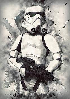 Stormtrooper by Taylan Apukovska