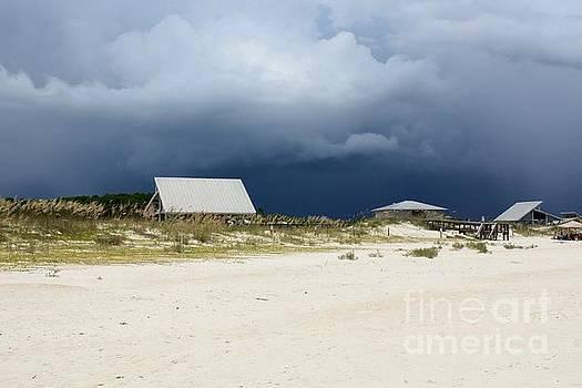 Danielle Groenen - Stormy Beach