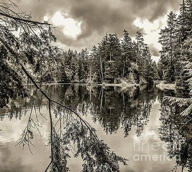 Stormy Calm by William Wyckoff