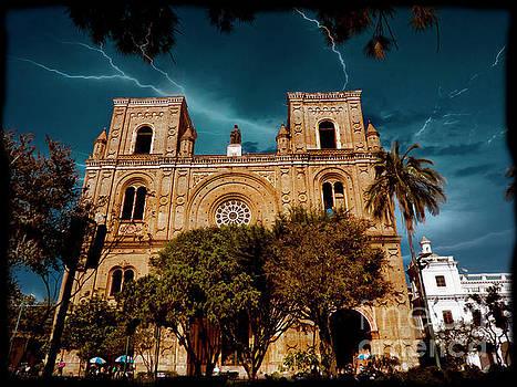 Stormy Cuenca by Al Bourassa