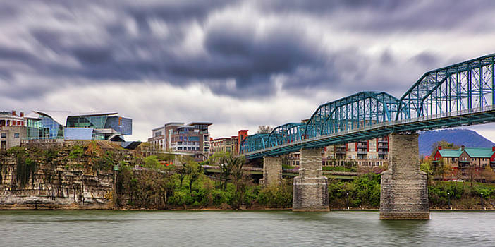 Stormy Day in Chattanooga by Jerry Fornarotto
