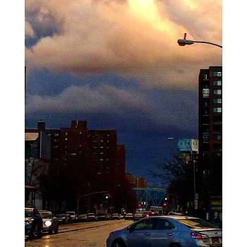 Stormy In The Bronx!! #thunderbumpers by Christopher M Moll