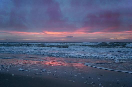 Stormy Morning Glory by Betsy Knapp