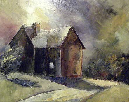 Peggy Wilson - Stormy Night