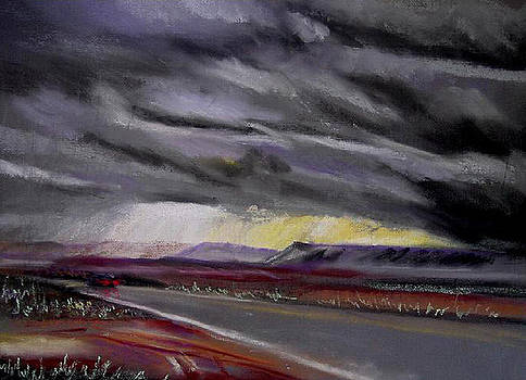 Stormy Plateau by George Grace