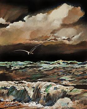 Stormy Seas by Bill Dunkley