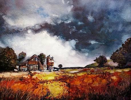 Stormy Skies by Geni Gorani