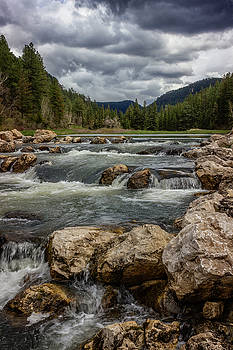 Ray Van Gundy - Stormy Spearfish Creek