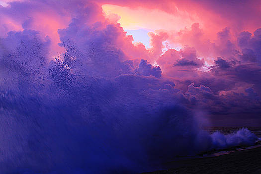 Stormy Sunrise by Marcus Adkins