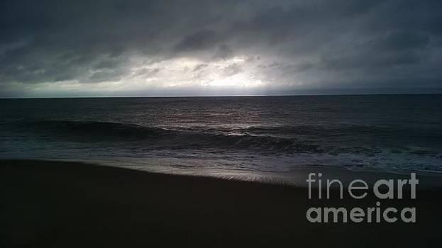 Stormy Sunrise by Tara  West