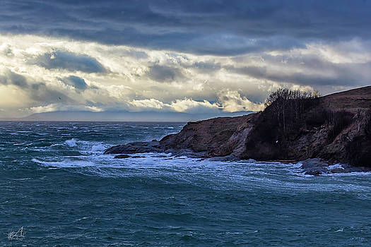 Stormy Water by Thomas Ashcraft