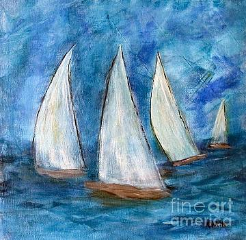 Stormy Weather by Karen Day-Vath