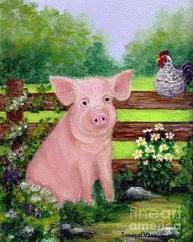 Storybook Pig by Sandra Estes