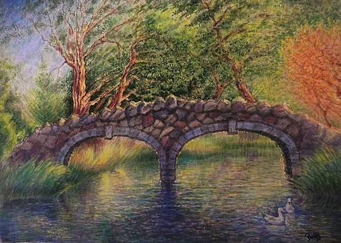 Stowe Lake by Raffi Jacobian