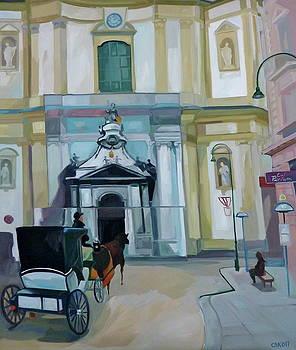 St.Peter  by Carmen Stanescu Kutzelnig