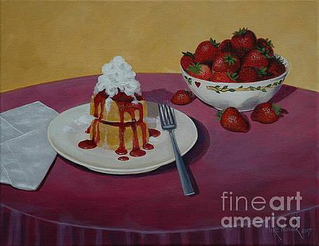 Strawberry Shortcake by Michael Nowak