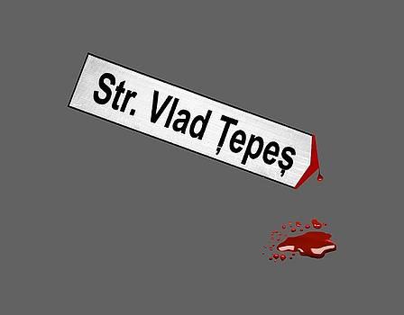 Strada Vlad Tepes by Marius Sipa