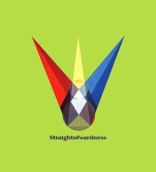 Straightforwardness text by Michael Bellon
