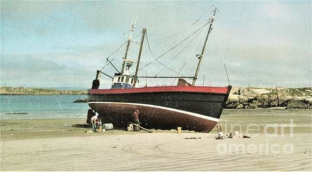 Val Byrne -    Stranded at Gweedore Donegal