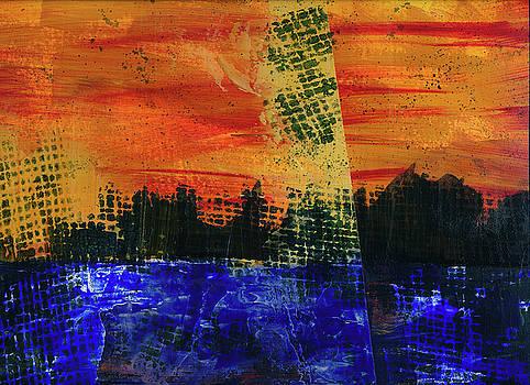 Strange City by Mary Elizabeth Thompson