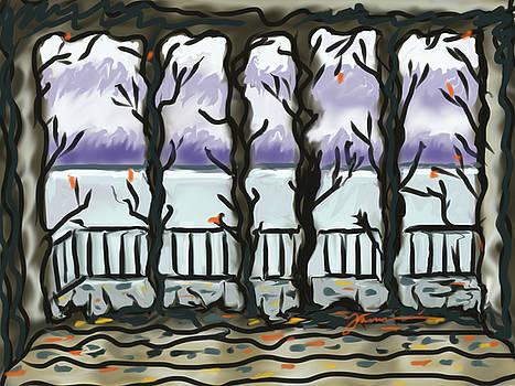 Strange Days Indeed by Jean Pacheco Ravinski