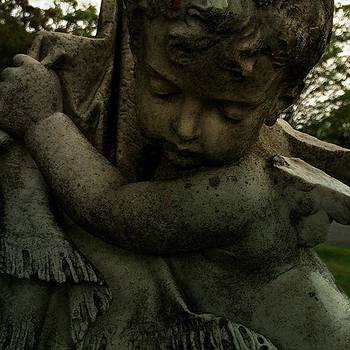Strange Little Cherub. #cherub #angel by Kerri Ann Crau