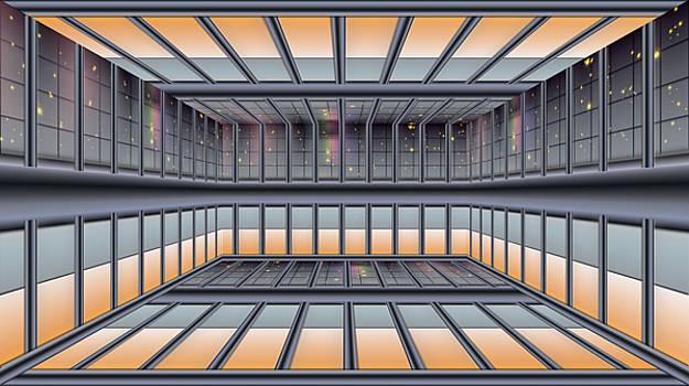 Strange View by Philip A Swiderski Jr
