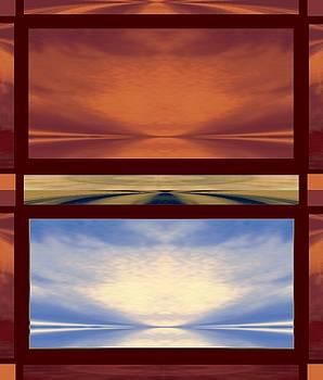 Strange Views by Geoff Simmonds
