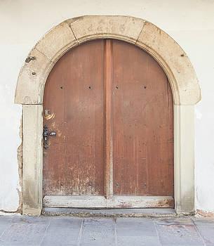 Strasbourg Door AG 1663 by Teresa Mucha