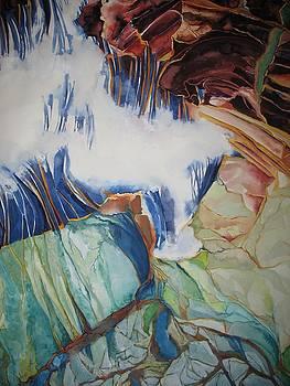 Strata - 8 by Caron Sloan Zuger