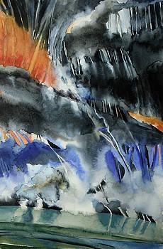 Strata  10 by Caron Sloan Zuger