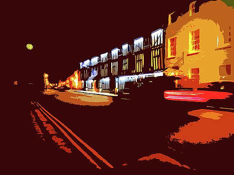 James Hill - Stratford-Upon-Avon at Night