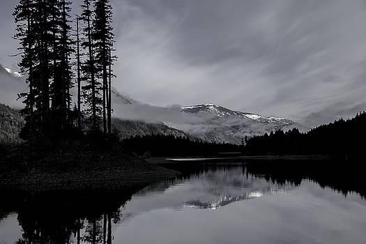 Strathcona Park BC 2 by Kathy Paynter