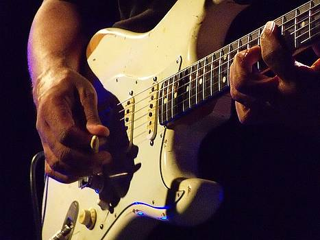 Stratocaster Blues by Steve Pimpis