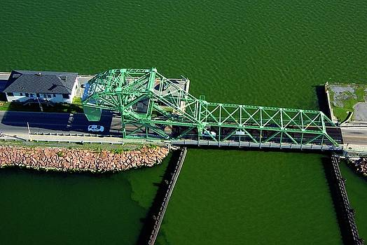 Strauss Trunnion Bascule Lift Bridge by Paul Wash