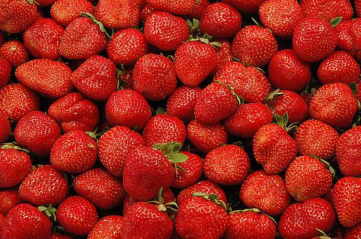 Strawberries  by Al Junco